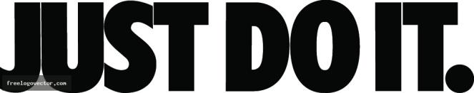 NIKE Just do it logo